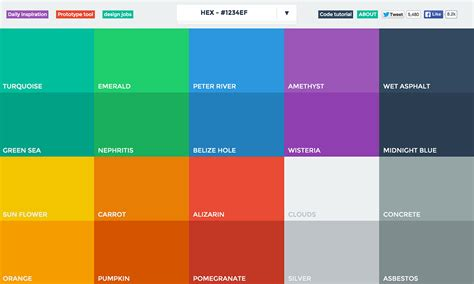 color palette ideas for websites understanding color schemes choosing colors for your