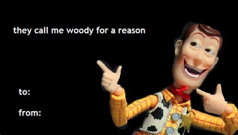 Valentines Day Ecards Meme - woody card