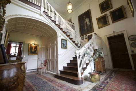 mapperton house staircase hall picture of mapperton house gardens beaminster tripadvisor