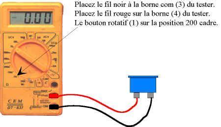 Tester Un Fusible Sans Multimetre 3914 by Le Multimetre Un Accessoire Bien Utile