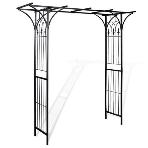 arco da giardino articoli per arco da giardino 200cm vidaxl it