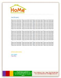 Free Real Estate Templates by Real Estate Letterhead Template