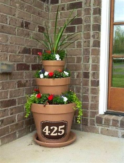 front yard planter ideas 25 best ideas about front entry landscaping on