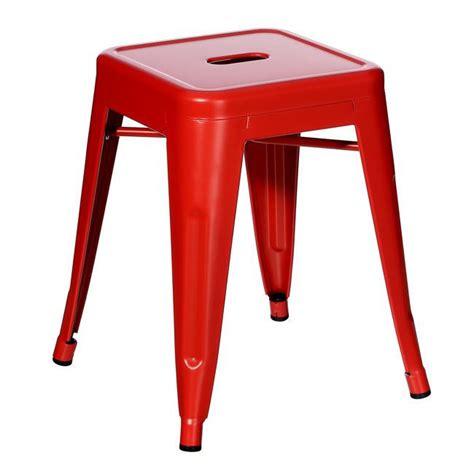 sgabello rosso sgabello industrial chic rosso sedie sgabelli industrial