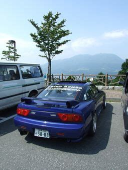 the history of nissan 180sx