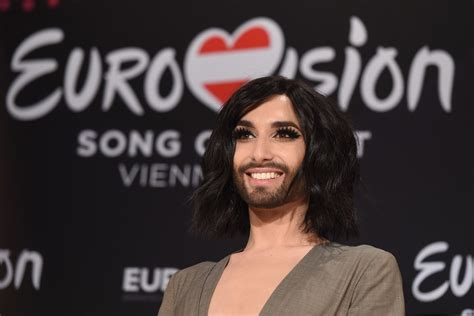 Conchita Wurst Conchita 1cd 2015 conchita wurst photos photos eurovision song contest