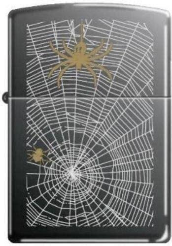 Zippo Web And Spider zippo 150 spider web