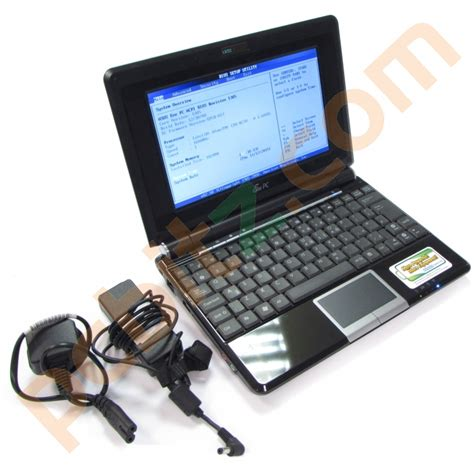 Ram Asus Eeepc asus eee pc 904ha intel atom 1 60ghz 1gb ram 8 9 quot netbook no drive barebones laptops