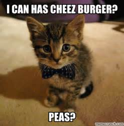 Cheeseburger Meme - i can has cheez burger