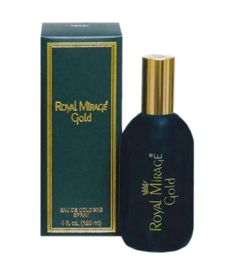 Parfum Royal Gold royal mirage gold eau de cologne 120 ml for buy at best prices in india snapdeal