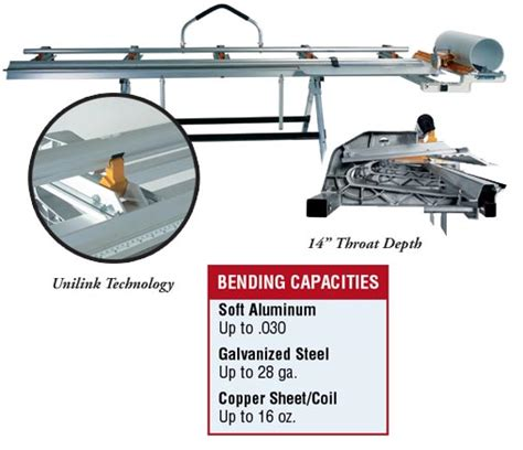 tapco pro 14 bending brake 10 ft 6 in 10567 magnum tools