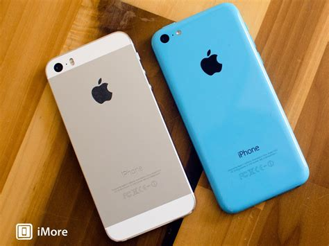 iphone 5c what s the difference between iphones imore