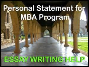 Mba Program Stereotypes by Essay Paper On Personal Statement For Mba Program