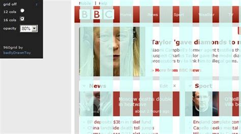 layout grid bookmarklet grid layout risorse e tool per web design e griglie