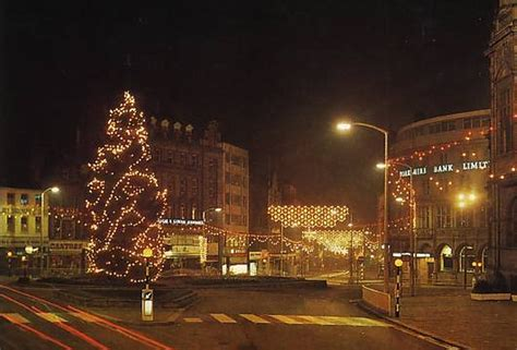 sheffield christmas lights illuminations sheffield history chat sheffield history sheffield memories