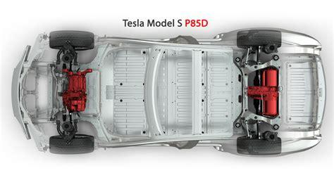 Tesla Model S Motor Specs Tesla Unveils Dual Motor Autopilot Model S New P85d Has