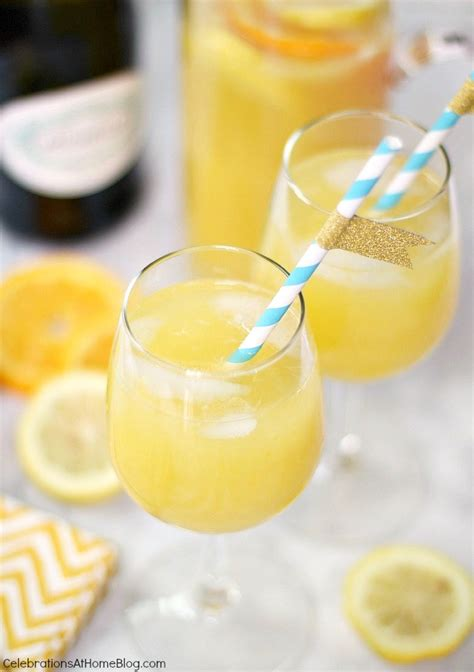 citrus punch recipe baby shower punch recipe celebrations at home