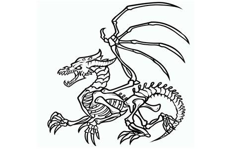 imagenes de calaveras y esqueletos para colorear colorea tus dibujos de dragones descarga los 161 161 dibujos