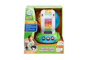 Leapfrog Step Sing Scout leapfrog prima toys