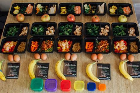 meal prep cookbook plan prepare and portion your whole food meals books 21 day fix container sizes portion plan