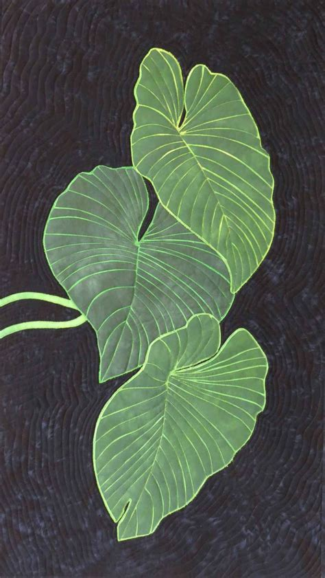 drum pattern jungle jungle leaves applique foliage pinterest nice the