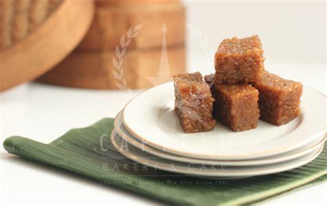 Kue Wajik wajik capital bakery