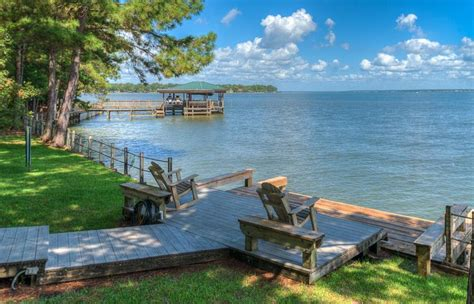 Small Backyard Houses Lake Livingston Waterfront Properties Real Estate