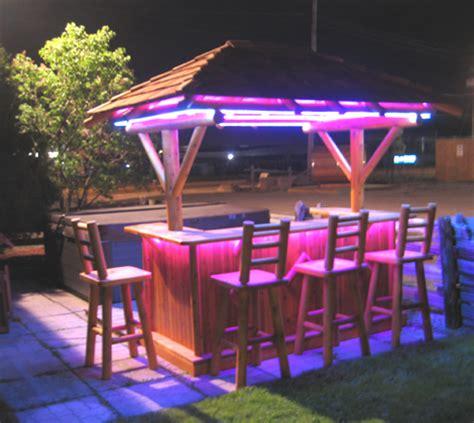 outdoor tiki bar furniture atponds furniture tropical paradise tiki bar
