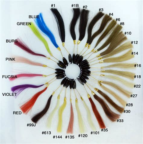 paul mitchell color wheel favorite hair color charts hairfleek extensions