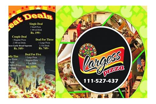 largess restaurant deals