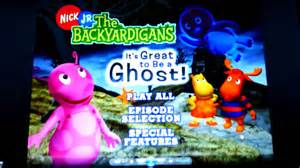 Backyardigans Tv Tropes The Backyardigans Its Great To Be A Ghost Dvd 2017
