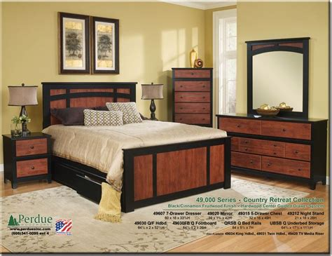 perdue bedroom furniture perdue bedroom furniture mountain made furniture purdue