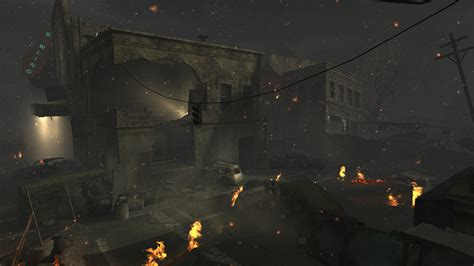 zombies maps black ops 2 town remake custom maps
