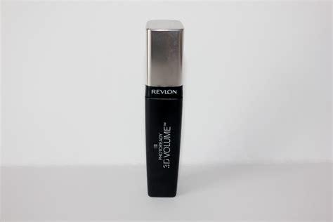 Mascara Revlon 3d revlon photoready 3d volume mascara review