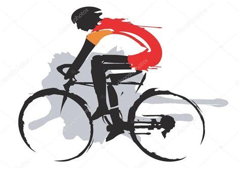 bicicletta clipart bici da corsa in bicicletta vettoriali stock 169 chachar