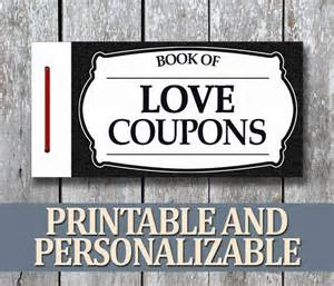 anniversary coupon template printable coupon book anniversary coupon gift for him