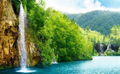 imagenes de jardines y cascadas imagenes de cascadas imagenes de paisajes naturales hermosos