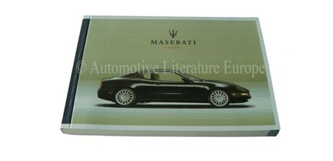 service manuals schematics 2005 maserati coupe parking system 2005 maserati coupe owners manual german