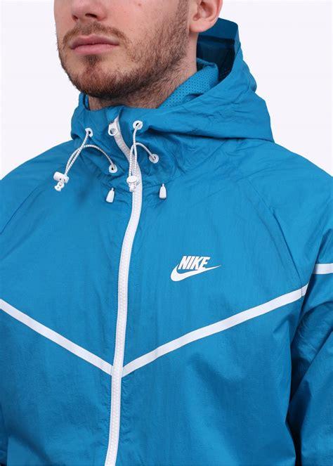Jaket Nike Parasut Windrunner Blue nike aeroshield windrunner jacket blue