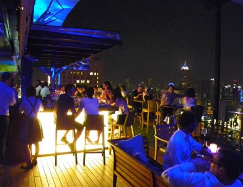 bangkok top rooftop bars the best bangkok rooftop bars