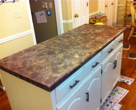 learn how to paint formica counter tops diy home
