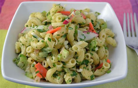curried pasta salad curried macaroni salad impeckable eats
