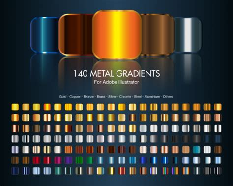 1150 professional free photoshop gradients for tutorialchip