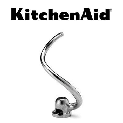 Kitchenaid Mixer Hook Attachment Kitchenaid 174 Kns25dhnsf Nsf 5 Quart Spiral Dough Hook
