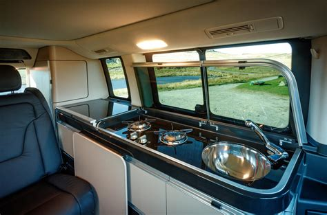 Sink Styles by Mercedes Benz Marco Polo 250 D Sport Long 2017 Review