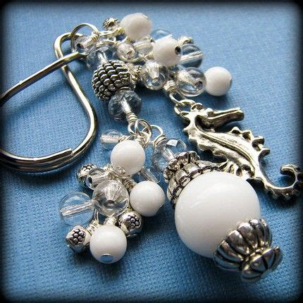 How To Make Handmade Keychains - 25 best ideas about handmade keychains on