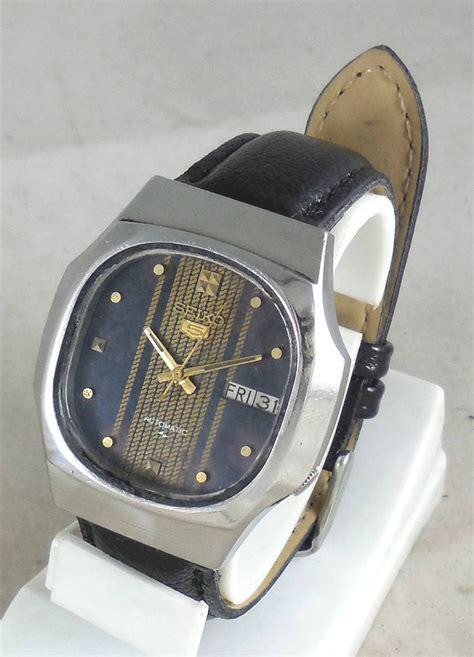 Seiko 5 Automatic Snkn85k1 Original original vintage seiko 5 automatic 17j japan 7009 5310 running