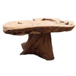 table basse pied central farmer ranch casita