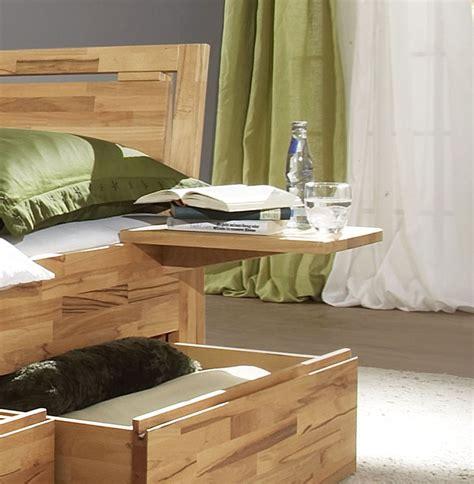 Nachttisch Am Bett Einhängen by Nachttisch H 228 Ngend Aus Massivholz Andalucia