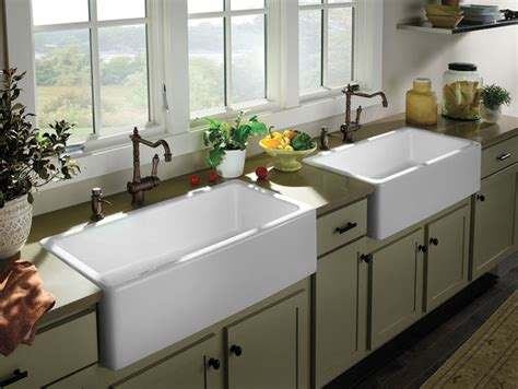 Pictures Of Farm Sinks In Kitchens by Farmhouse Kitchen Pictures 11 Of 16 Farm Sinks